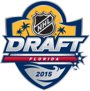 2015 NHL Entry Draft - Image: 2015 NHL Draft