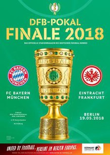 2018 DFB-Pokal Final