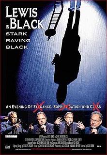<i>Stark Raving Black</i> 2009 film by Adam Dubin
