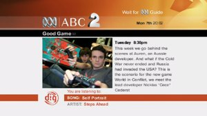 ABC Guide - The ABC Guide broadcast on ABC2 in 2007