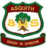 Asquith Boys High School Crest