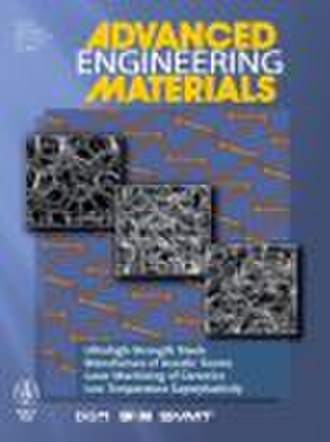 Advanced Engineering Materials - Image: AEM cover 709