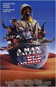 A Man Called Sarge poster.jpg