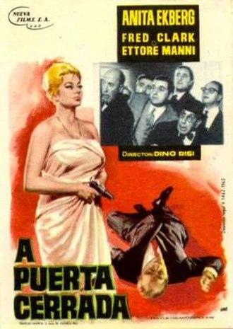 Behind Closed Doors (1961 film) - Image: A porte chiuse