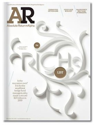 Absolute Return + Alpha - Image: Absolute Return + Alpha cover