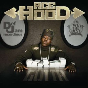 Gutta (album) - Image: Ace Hood Gutta album cover