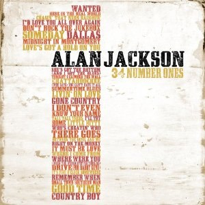 34 Number Ones - Image: Alan Jackson 34Number Ones