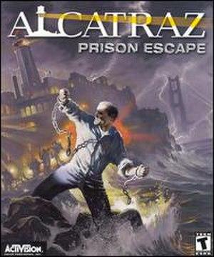 Alcatraz: Prison Escape - North American box art