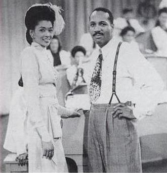 William D. Alexander - Anna Mae Winburn and William D. Alexander in the 1940s