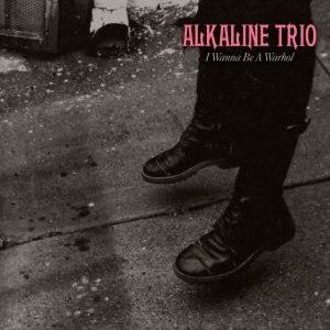 "I Wanna Be a Warhol - Image: Alkaline Trio's single, ""I Wanna Be A Warhol"", Feb 2013"