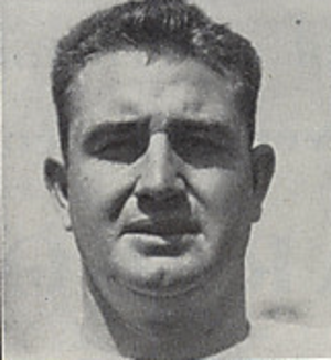 Al Coppage - Coppage in 1946