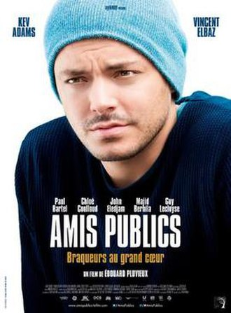 Amis publics - Theatrical release poster