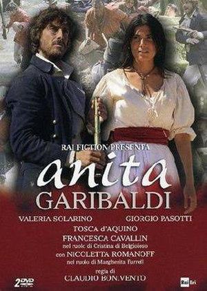 Anita Garibaldi (miniseries) - Image: Anita Garibaldi 956973745 large