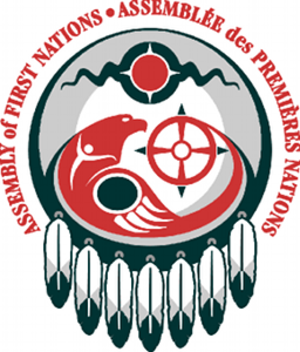 Assembly of First Nations - Image: Assembly of First Nations (emblem)