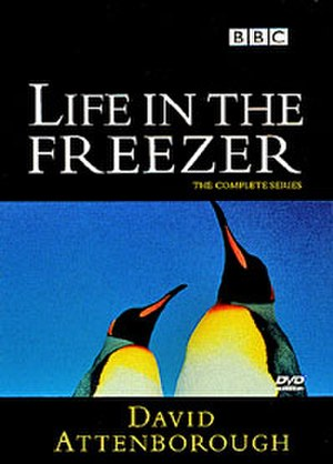 Life in the Freezer - Region 2 DVD cover