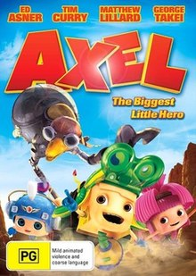 Axel: The Biggest Little Hero - Wikipedia