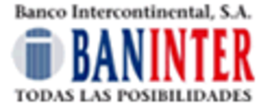 Banco Intercontinental - Image: BANINTER logo