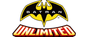 Batman Unlimited - Official toy series logo