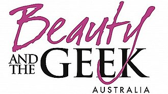 Beauty and the Geek Australia - Image: Beauty and the Geek Australia logo