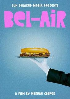 <i>Bel-Air</i> (film) 2019 short fan film