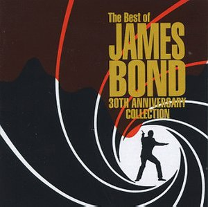 The Best of Bond...James Bond - Image: Bestof Bond James Bondcd