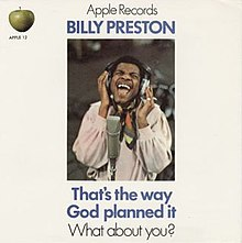 Billy Preston, That's the Way God Planned It, UK picture sleeve.jpg