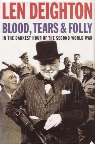 Blood, Tears and Folly - Image: Blood Tears And Folly