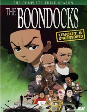 The Boondocks (season 3) - Image: Boondocks season 3 DVD