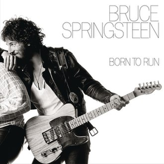 Born to Run - Image: Born to Run (Front Cover)