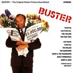 Buster (soundtrack) - Image: Busterost