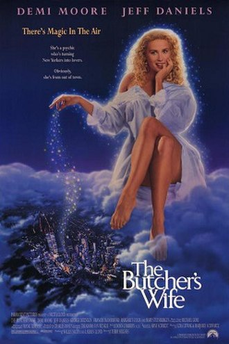 The Butcher's Wife - Theatrical poster