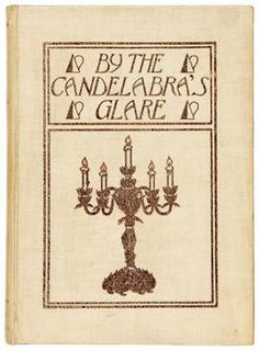 <i>By the Candelabras Glare</i> book by L. Frank Baum