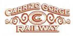 Carrizo Gorge Railway - Image: CG Ry