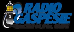 CJRG-FM - Image: CJRG Radio Gaspesie 94,5 logo