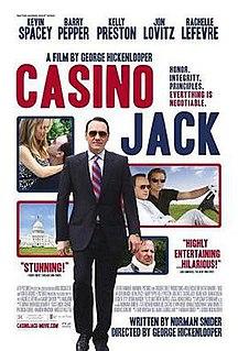 <i>Casino Jack</i> 2010 film directed by George Hickenlooper