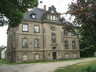Baruth/Mark - Image: Castle baruth