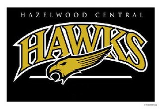 Hazelwood Central High School - Image: Central hawk