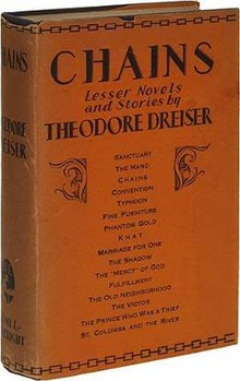 Chains: Lesser Novels and Stories - Wikipedia