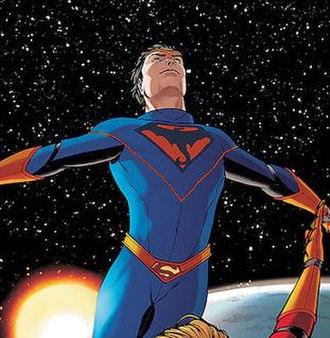 Chris Kent (comics) - Image: Christopher Kent