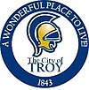 Official seal of Troy, Alabama