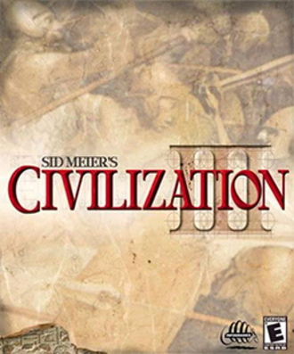 Civilization III - Image: Civilization III Coverart