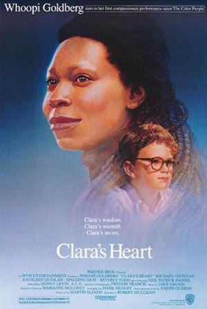 Clara's Heart - Theatrical release poster