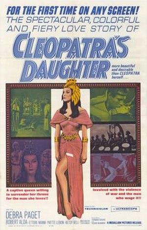 Cleopatra's Daughter - Image: Cleopatrasdaughter 1962