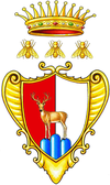 Coat of arms of Collalto Sabino