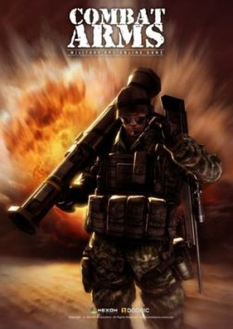 Combat Arms (video game) - Image: Combat Arms cover