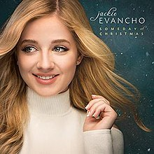 Cover, Someday at Christmas Jackie Evancho.jpg