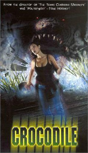 Crocodile (2000 film) - Video cover