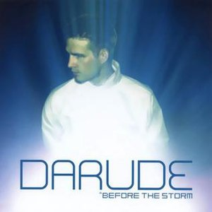 Before the Storm (Darude album) - Image: Darude Before the Storm