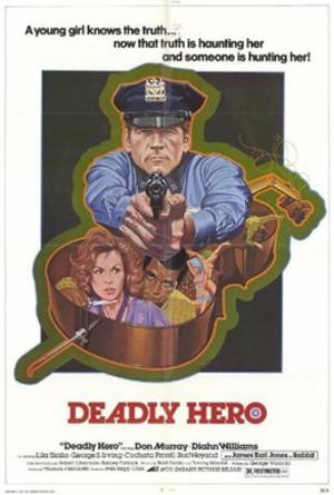 Deadly Hero - Original 1975 movie poster