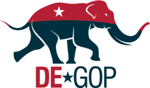 Republican State Committee of Delaware - Image: Delaware GOP logo